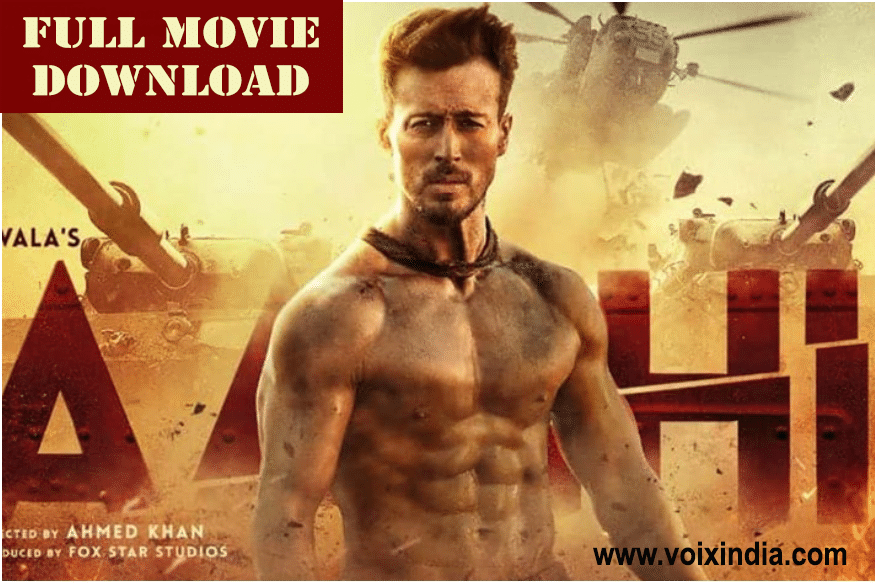 Baaghi 3 Full Movie Download – Tamilrockers Leaked the Movie 1