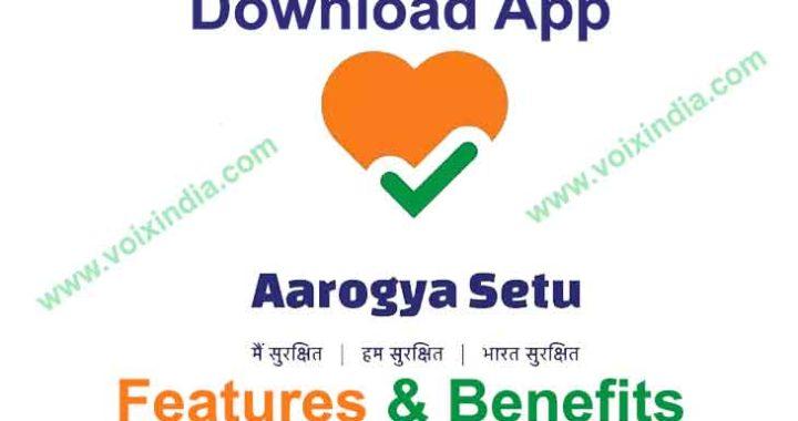 Aarogya Setu App information