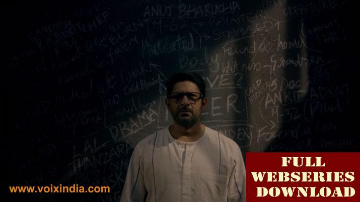 Arshad-warsi-ASUR-web-series-voot-voixindia