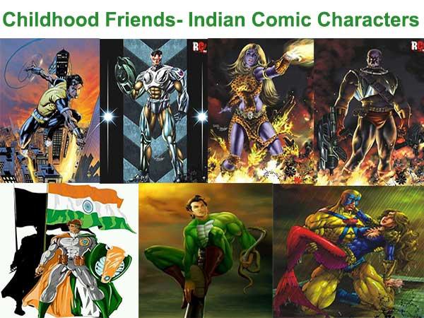 Indian-comics-Characters-raj-comics-download