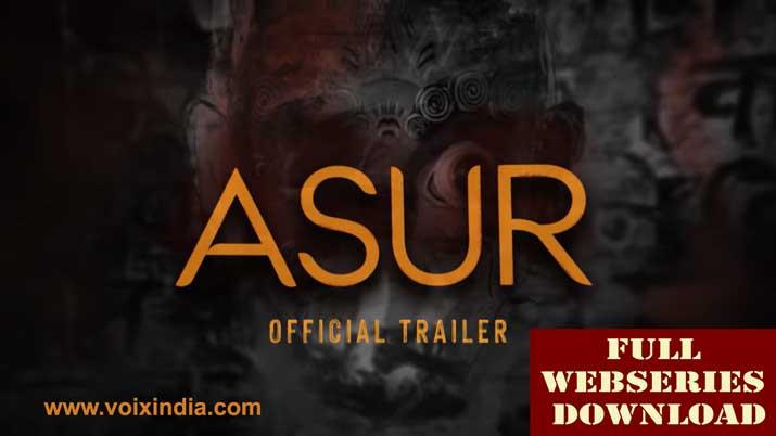 watch-online-ASUR-web-series-voot-free-download