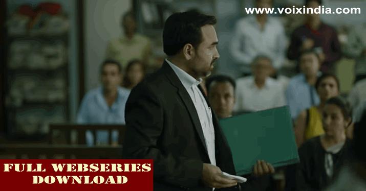 watch-online-Criminal-justice-web-series-cast-voixindia