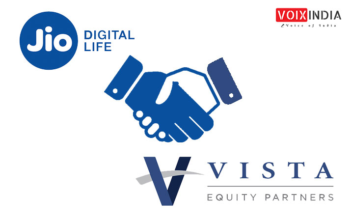 Reliance-Jio-partners-with-Vista-Equity-partners
