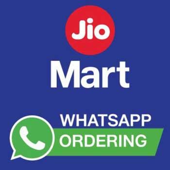 Whatsapp grocery order service