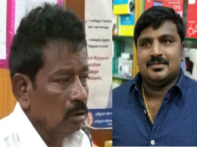 Jeyaraj and Fenix assaulted through police brutality in tuticorin