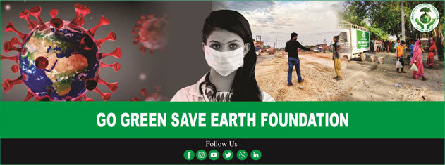 go green save earth foundation voixindia