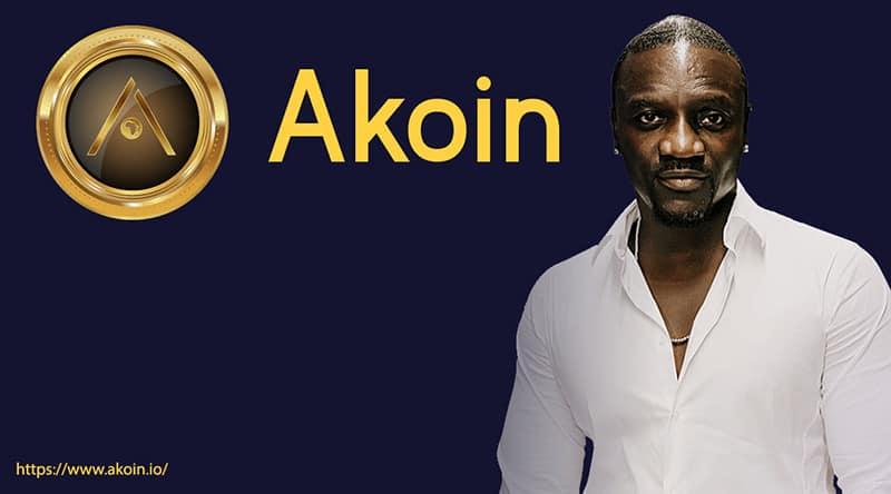 Akon introduces Akoin cryptocurency
