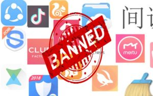 india banned china apps tiktok pubg