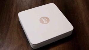 Jio Fiber by reliance- Free Amazon Prime Subscription