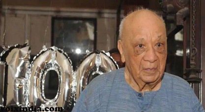 India's oldest first-class cricketer Vasant Raiji is no more. 1