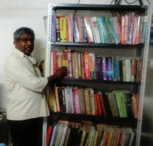 Residents people living their long-pending dream of setting up a library 2