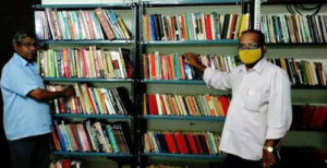Residents people living their long-pending dream of setting up a library 3