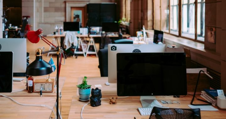 A coworking space increases effectiveness
