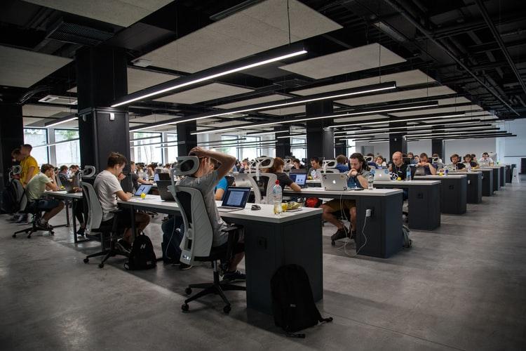 Coworking space in Ukraine