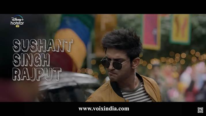 Dil Bechara full movie free voixindia