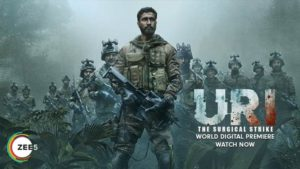 URI the surgical strike full movie download tamilrockers