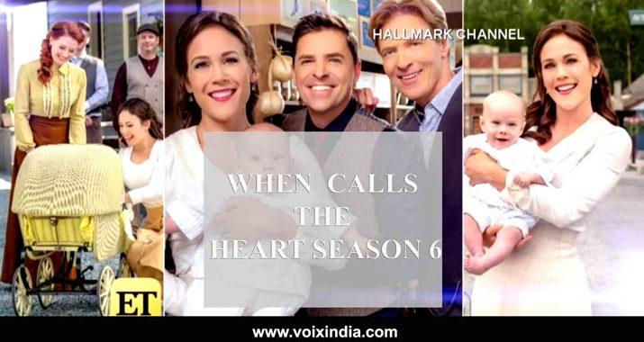 Watch when calls the heart season 6 online free
