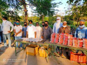 टीम बलरामपुर की समाज सेवा