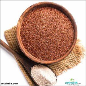 ragi nutrition health benefits images