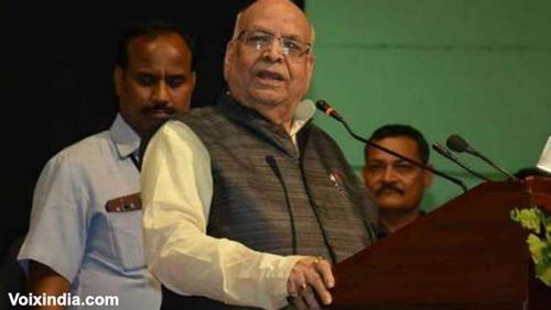 Governor of Madhya Pradesh Lal Ji Tandon is no more 1