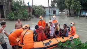 assam bihar flood images voixindia
