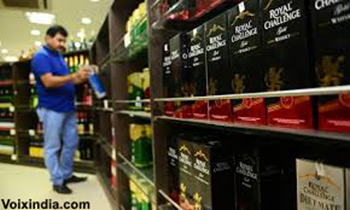 Is Indian Economy is fully reliable on liquor industry that it necessary to open it during the pandemic lockdown? 1