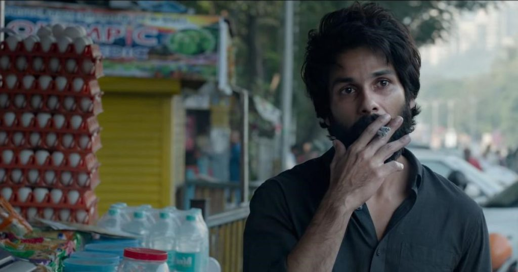 Kabir Singh full movie HD Shahid Kapoor smoking