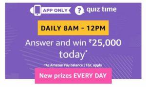 Use these Amazon Karigar quiz tricks to get correct Amazon Karigar quiz answers
