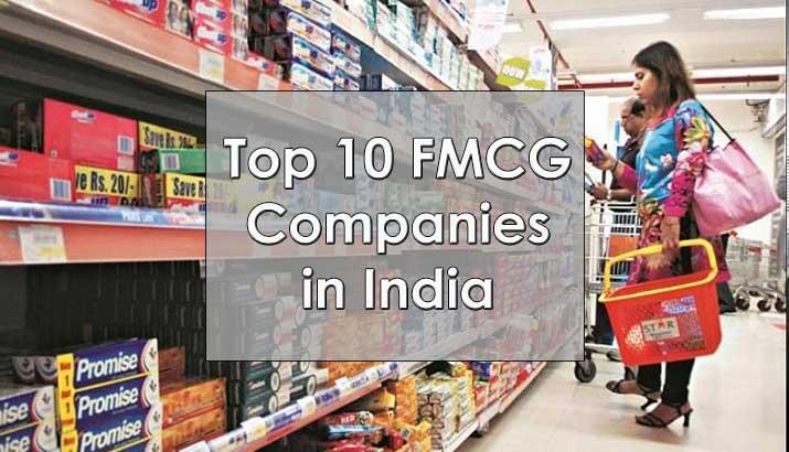 top 10 fmcg companies in India voixindia