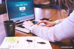 delhi university conducting online open book examination