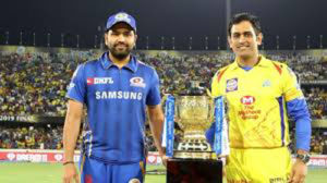 Opening match will be played between the Mumbai Indians (MI) Vs Chennai Super Kings (CSK)